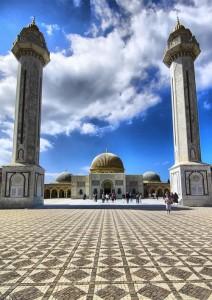 Mezquita de Monastir (Foto flickr de mickeydud)