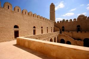 La Rábida o Ribat de Túnez (Foto Flickr de curreyuk)