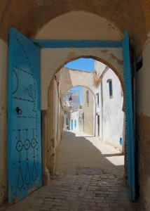 Calles típicas de Túnez (Foto Flickr de Peace Correspondent)