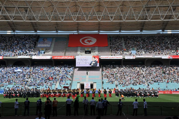 Deportes en Túnez