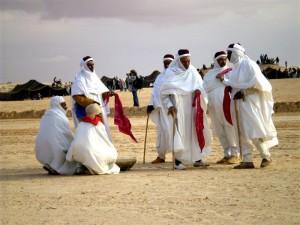 Festival Internacional del Sahara (Foto flickr de tunisian)