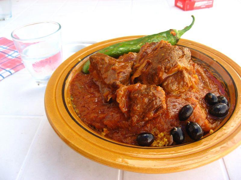 Gastronomía de Túnez