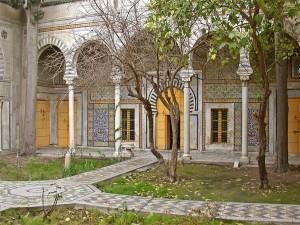 Palacio Dar Othman de Túnez (foto flickr de dalbera)