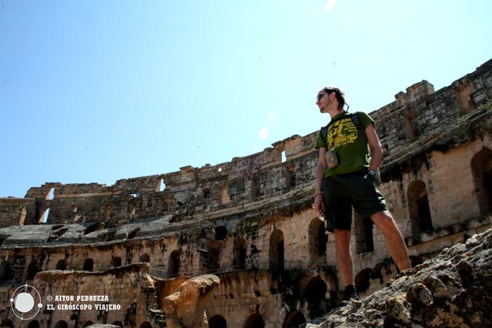 Anfiteatro romano del Djem
