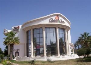 Casino Caraibe en Sousse (Foto Panoramio de ekspert)