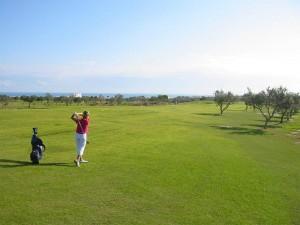 Campos de Golf de Sousse, en Túnez (Foto Flickr de suskela)