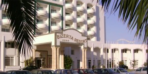 Hotel Bizerta cerca del parque nacional de Ichkeul (Foto Panoramio de Imedtalbi)