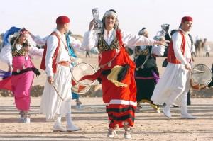 Festival Internacional del Sahara en Douz (Foto Flickr de winder west)