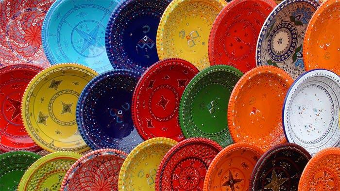 Mercados de Tunez