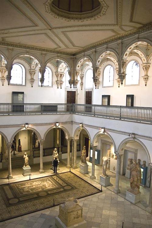 Museos de Túnez