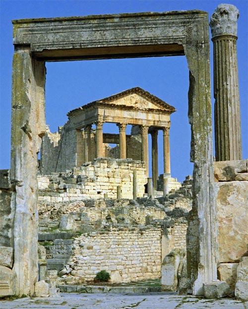 Rutas y Excursiones por Túnez