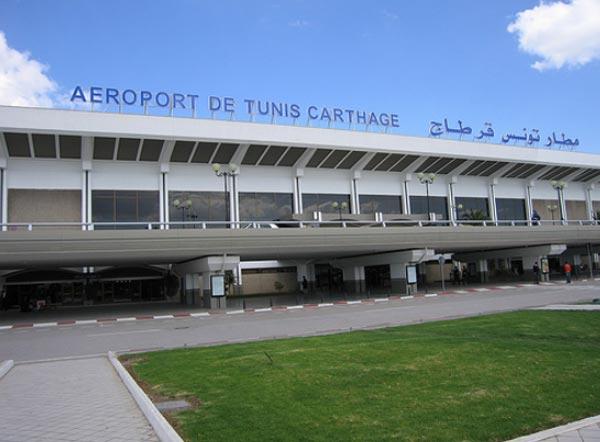Aeropuerto de Túnez capital