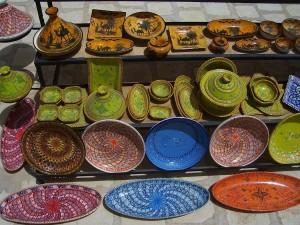 Souvenirs del zoco