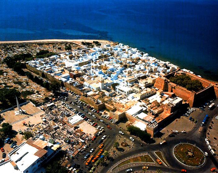 La Medina de Hammamet