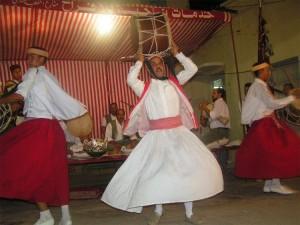 Baile y música tradicional de Túnez (Foto Flickr de sahbis)