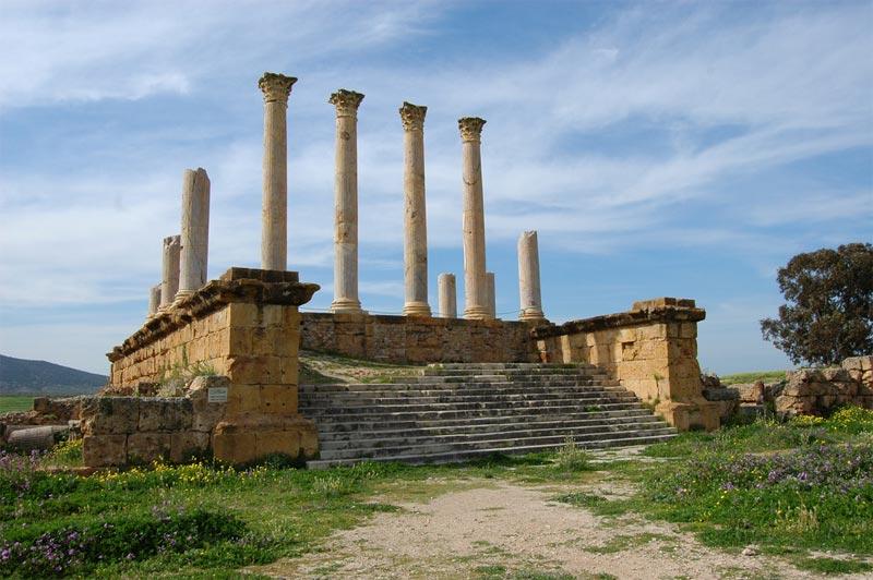 Arquitectura de Túnez
