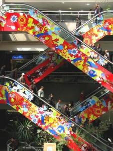 Centro comercial de Túnez (Foto Flickr de detengase)