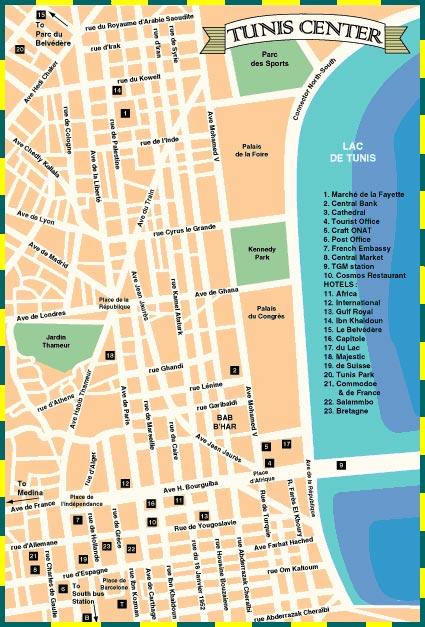 Mapas, planos y callejeros