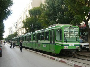 Metro de Túnez (Foto flickr de tunisiennedetunis)