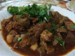 Kamounia, estofado de carne y comino (Foto Flickr de ext212)