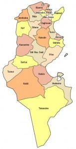 Gobernaciones de Túnez (Foto de Wikimedia Commons)