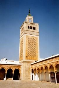 Gran Mezquita de Túnez (Foto Flickr de Zut Le Flash)