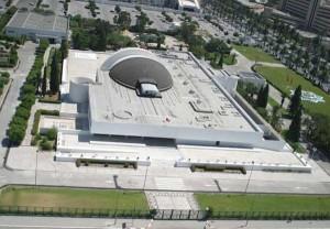 Palacio de Congresos de Túnez