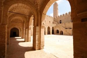 El Ribat es una de las atracciones turísticas principales en Sousse, Túnez (Foto Flickr de curreyuk)