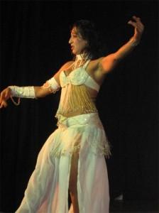 Danza del vientre en Túnez (Foto Flickr de danandsandra)