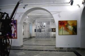 Galería de Arte Contemporaneo de Túnez  (Foto Flickr de csir)