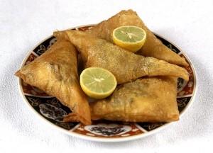 Brik, plato típico de Túnez (Foto Promotunisia)