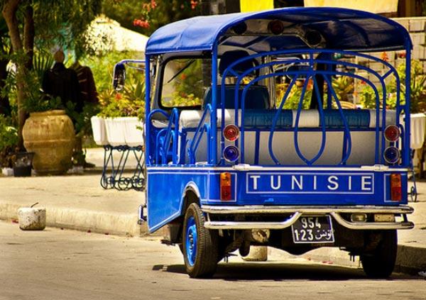 Transportes turísticos en Túnez
