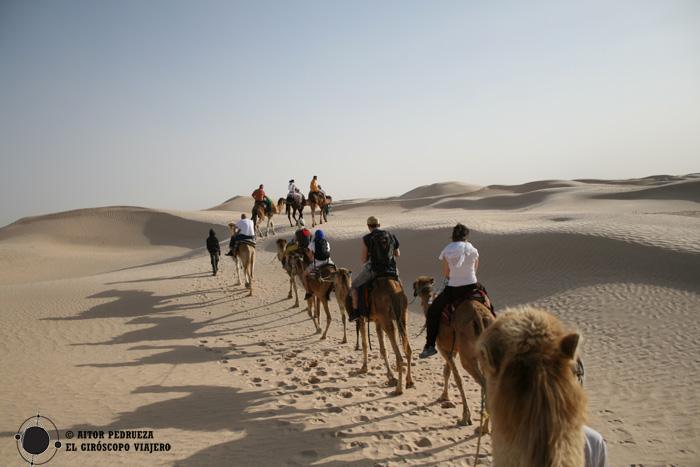 Excursiones al desierto del Sáhara desde Douz