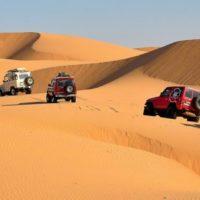 Viajes y Excursiones al Desierto de Túnez