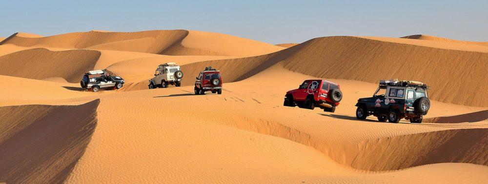 Viaje al desierto de Túnez